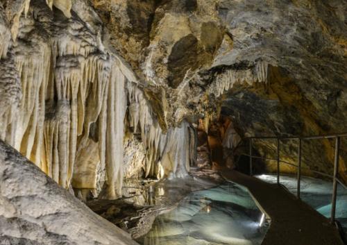 Grotta del Vento - Lago dei Cristalli - Eremo di Calomini