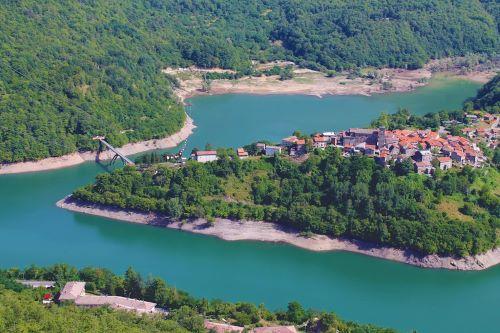 Lago di Vagli e Campocatino